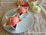 Rose Milk Ice cream