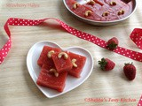 Strawberry Halwa