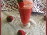 Strawberry Juice