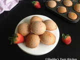 Strawberry Mini Dome Cakes