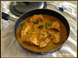 Thengapal Meen Curry / Fish Curry in Coconut Milk