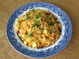 Urulakizhangu Pori / Potato Puffed Rice