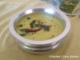Vellarikka ( Yellow Cucumber ) Pulissery / Moru Curry