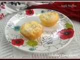 Apple Muffins / Mini Apple Cakes