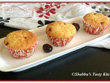 Cherry and Coconut Muffins/ Cupcakes