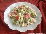 Chicken and Broccoli Salad