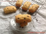 Chocolate Chip Mini Loaf Cakes