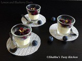 Lemon and Blueberry Duets