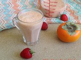 Persimmon - Strawberry Milkshake