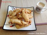 Pisang Goreng ( Indonesian Fried Banana )