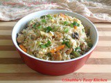 Sausage and Vegetable Fried Rice