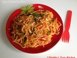 Spicy Tomato Noodles