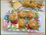 White Chocolate Mango Muffins