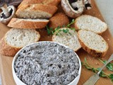 Mushroom Pâté – Sponsored Post