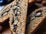 Biscotti Cookies Recipe with Almonds and Honey