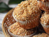Grated Apple Muffins Recipe