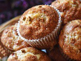 Rhubarb Muffins with Buttermilk