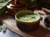 Summer Fresh Corn Potato Chowder