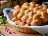 Sweet Bread Recipe with Buttermilk