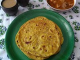 Mixed Millet Chapati