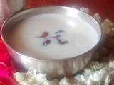 Rava Payasam (Semolina Kheer) Ugadi Recipes