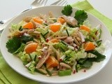 Family-Friendly Chinese Chicken Radish Salad