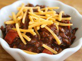 Mom's Chili for Seniors — Perfect For All Ages Without Being Bland