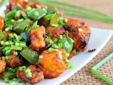 How To Make Indo - Chinese Paneer Chilli Dry Recipe At Home