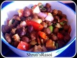 Chana Chaat (From Leftover)