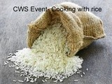 Event Announcement- Cooking With Seeds- Rice