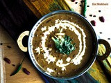 Dal Makhani (Slow cooker version)