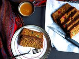 Eggless Buttermilk Fruit cake
