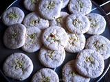 Eggless Indian cookies