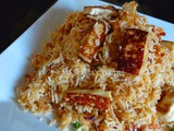 Authentic Paneer Biryani