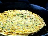 Instant Wheat Dosa - Instant Whole Wheat Vegetable Dosa