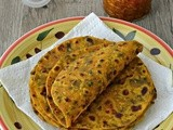 Methi Thepla - Fenugreek Flatbread