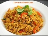 Onion Tomato Capsicum Rice