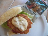 Cod Cake Sliders with Healthy Solutions Herb Crusted Tilapia Seasoning