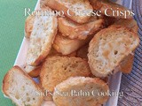 Garlic Bread Spread for Romano Crisps