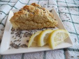 Lavender and Lemon Scones for #Improvcookingchallenge