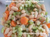White Bean, Celery and Carrot Salad for src