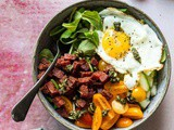 Chorizobowl – Easy savory breakfast
