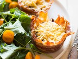 DudeFood Tuesday: Cupcakes for Dudes (stuffed baconbowls)