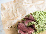 Dudefood Tuesday: Roastbeef with a herb coating