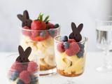 Easter trifle dessert – super quick