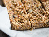 Granola bars from Rens