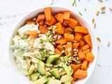 To bowl or not to bowl… Sweet potato breakfast bowl