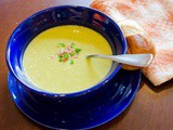 Ham and Asparagus Soup