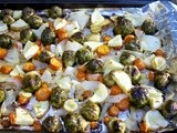 Beer & Butter Roasted Vegetables  #Weekend Bites