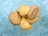Blood Orange Olive Oil Ice Cream: Redo #French Fridays with Dorie